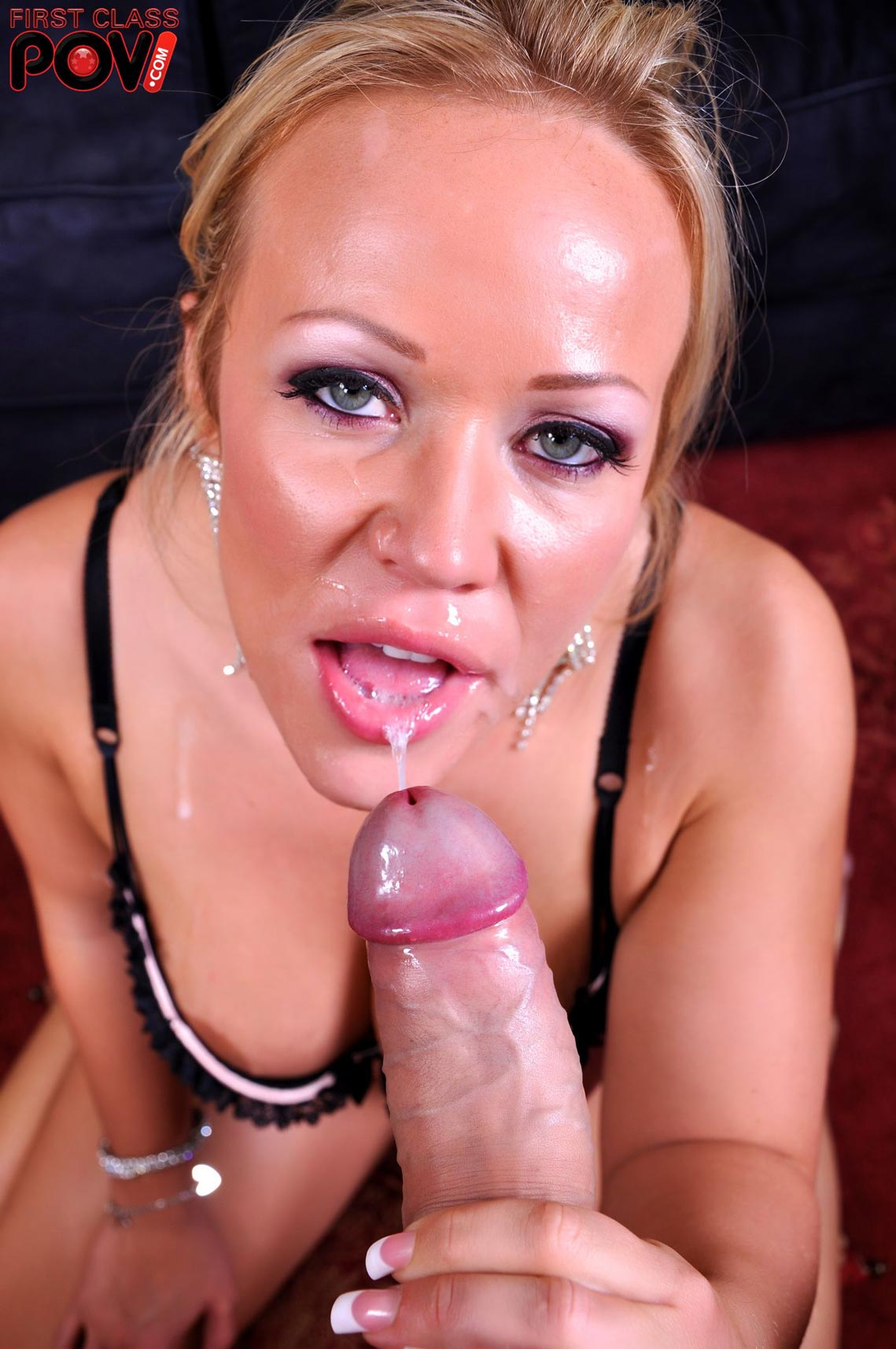 Milf sucking dick to bail her man out of jail xxx pawn