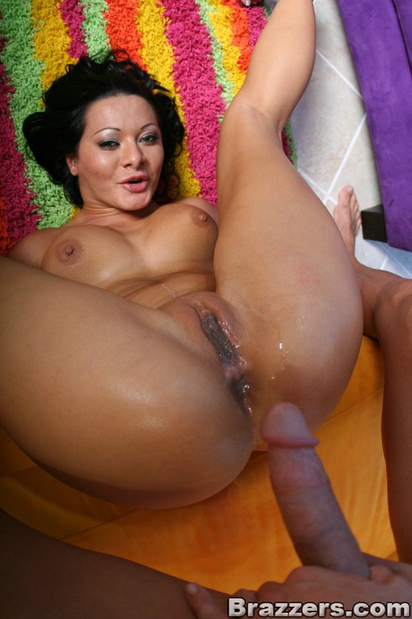 She needs two dicks to be satisfied 6